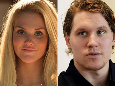 NYTT PAR: Silje Norendal og Alexander Bonsaksen bekrefter at de har funnet tonen.