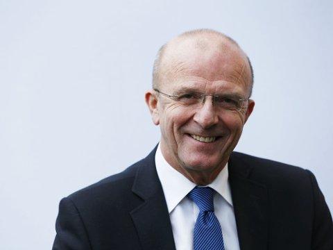 TRAKK FORSLAGET: Styremedlem i forbundsstyret i Norges Fotballforbund, Hans Olav Karde, fortalte at de trekker omstridt forsikringsforslag.