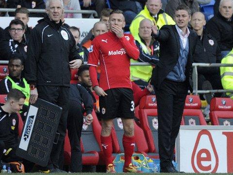 ENDELIG: Ole Gunnar Solskjærs Cardiff kunne juble for tre poeng.