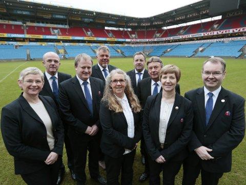 OPPRETTER UTVALG: Forbundsstyret i Norges Fotballforbund skal sette ned et utvalg som skal vurdere nivå fire i norsk herrefotball.