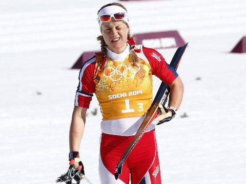 DELTAR I FALUN: Astrid Uhrenholdt Jacobsen er allerede klar igjen til dyst.