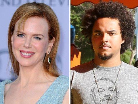 CONNOR CRUISE avviser at han ikke har et godt forhold til moren Nicole Kidman.