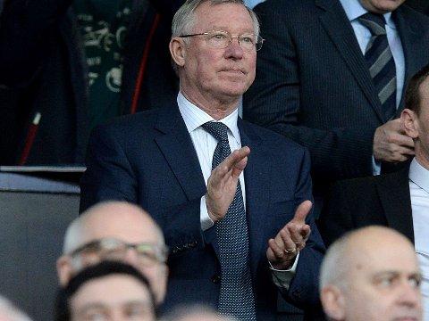 BLIR FORELESER VED HARVARD: Alex Ferguson begynner i sin nye jobb i mai.