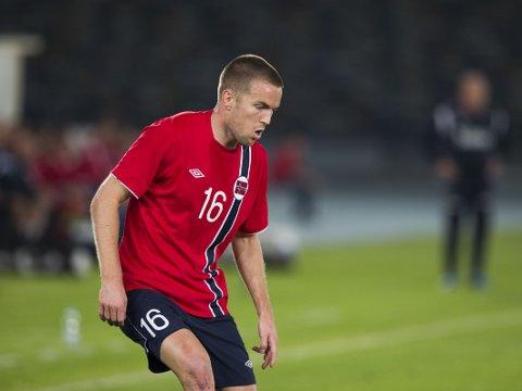 VIL TIL UTLANDET: Flere utenlandske klubber har meldt sin interesse for Espen Ruud.