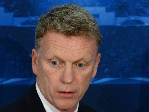 HARD PRESSET: Manchester United er soleklar underdog mot Bayern München i returoppgjøret.