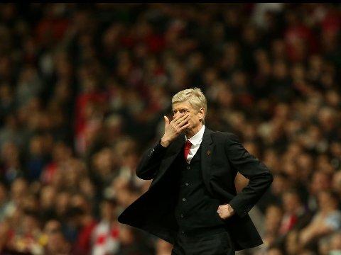 TRENGER SELVTILLIT: Arsenal og manager Arsene Wenger trenger en opptur etter skuffende resultater den siste tiden.