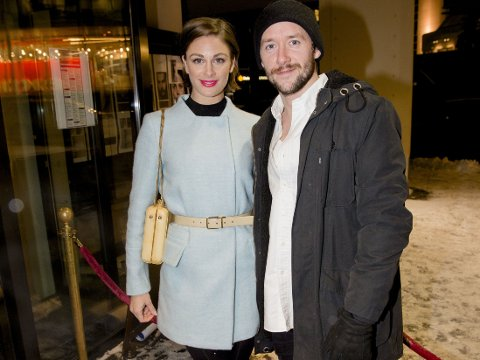 BLIR MANN OG KONE: Lørdag gifter kjendisparet Jenny Skavlan og Thomas Gullestad seg i Oslo.