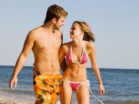MALLORCA: I Mallorca oppfordres nå turister og fastboende til å kle på seg, når de er utenfor strand- og bassengområdene.
