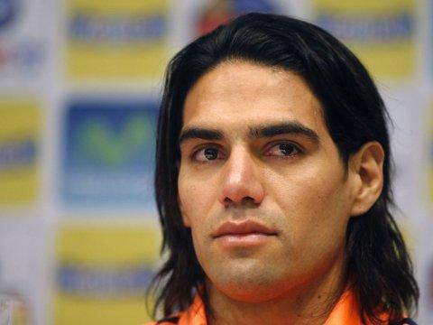 MADRID-RETUR? Radamel Falcao skal være lysten på en retur til Spanias hovedstad.