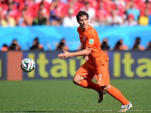 ØNSKET: Manchester United ønsker å hente Feyenoord- og Nederland-spiller Daryl Janmaat til Old Trafford.
