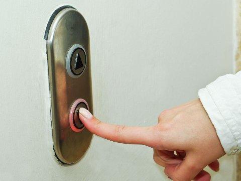 FULL AV BAKTERIER: Heisknapper kan inneholde bakterier du helst vil unngå.