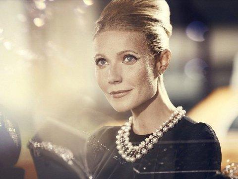 GWYNETH PALTROW kritiseres for å ikke være «pen nok» til å gjenskape Audrey Hepburns ikoniske look fra «Breakfast at Tiffanys»