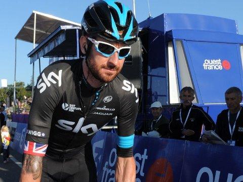 ANNEN LYD: Tidligere Tour de France-vinner Bradley Wiggins tror satsingen mot OL i Rio de Janeiro i 2016 blir best tilrettelagt i Team Sky.