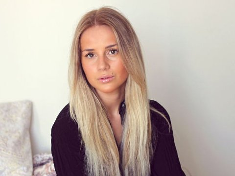 ANNIKEN ENGLUND JØRGENSEN sier møtet med H&M var tøft, men at hun ønsker å ta imot invitasjonen om å besøke en av deres leverandører i Kambodsja.