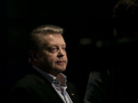 - HØY PRIS: Børre Rognlien har fått merke baksidene med å stå i front for OL-forkjemperne.