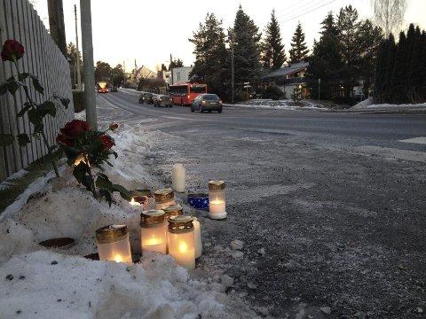 Det er nesten gått et år siden en kvinne ble påkjørt og drept i Enebakkveien. Nå er bilføreren dømt.
