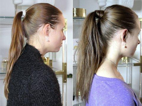 HESTEHALEN er en hverdagsfavoritt, og det skal bare enkle grep til for å gjøre den til en litt kulere frisyre.