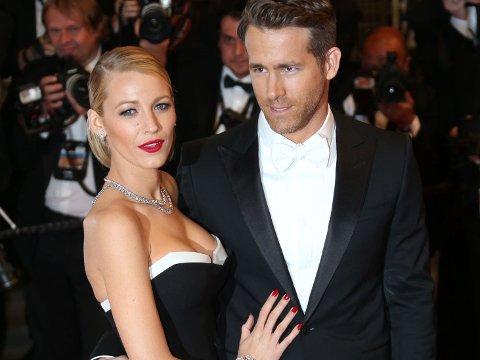 Blake Lively og Ryan Reynolds skal ha blitt foreldre.
