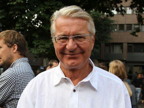 SOLGT: Ordfører Fabian Stang har solgt hytta.