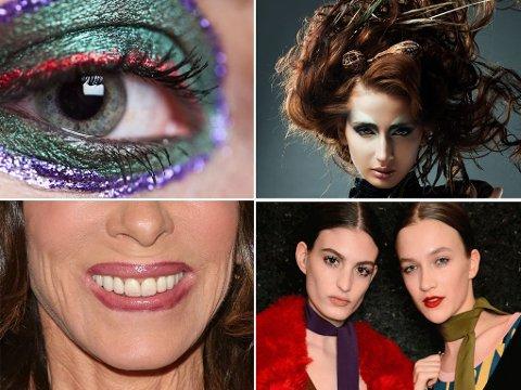 DET ENKLE ER OFTE DET BESTE: Glittereksplosjon rundt øynene, høye frisyrer, lipliner og klumpete maskara er ikke nødvendigvis det som tenner gutta.