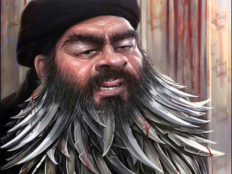 IS: Tegningene er ment å gjøre narr av IS og det de står for.