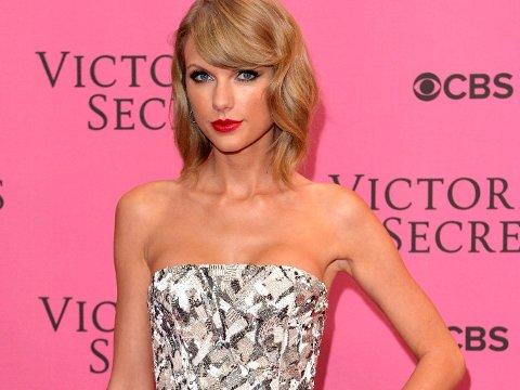 NEI: Taylor Swift er ikke keen på at artister og andre skal gi bort musikken sin gratis, heller ikke til Apple.