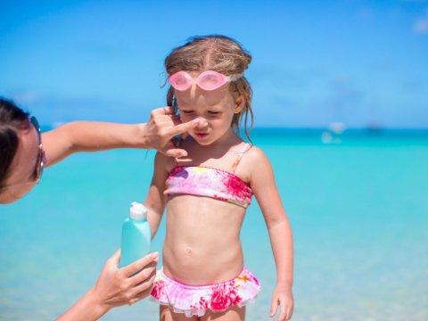 VITAMIN D-MANGEL: Et økende antall barn utvikler Vitamin D-mangel i Storbritannia.