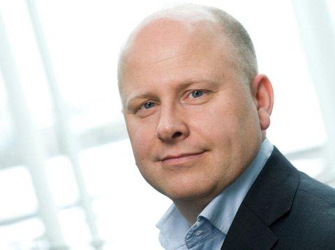 REFSER: Administrerende direktør Baard Schumann i Selvaag Bolig mener lokalpolitikere ikke tør ta upopulære valg, og dermed stikker kjepper i hjulene for statlige planer.