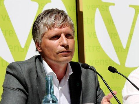 KREVER SVAR: Venstres Ola Elvestuen vil vite hvordan justisministeren følger opp bekymringsmeldingene i tilknytning til mottak av enslige mindreårige asylsøkere i Politiets utlendingsenhets lokaler på Tøyen.