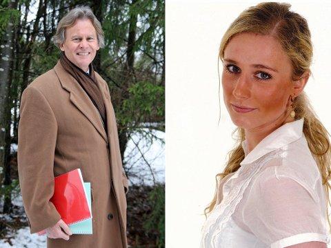 ANMELDTE: Pappa Odd Petter Magnusen anmeldte to personer i Utenriksdepartementet. Datteren Martine Vik Magnussen ble drept i London i 2008.