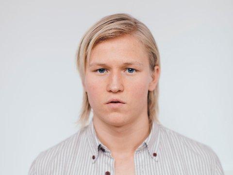 ÅPEN PÅ TV: Anders Lillesæther forteller åpent om tvangstankene og spiseforstyrrelsene i NRK-serien «Jeg mot meg».