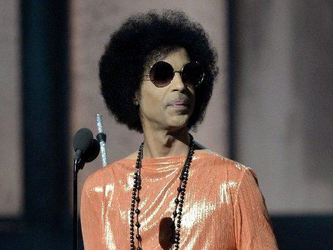 POPULÆR: Prince døde torsdag, men musikken hans vil leve videre.