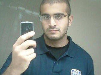 GJERNINGSMANNEN: Et udatert bilde fra gjerningsmannen Omar Mateens konto på sosiale medier.