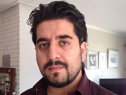 DEL AV BEVEGELSE: Cemal Knudsen Yucel tar initiativ til dannelsen av Ex-muslims of Norway. Organisasjonen har store søsterorganisasjoner blant annet i Storbritannia, Tyskland og USA.