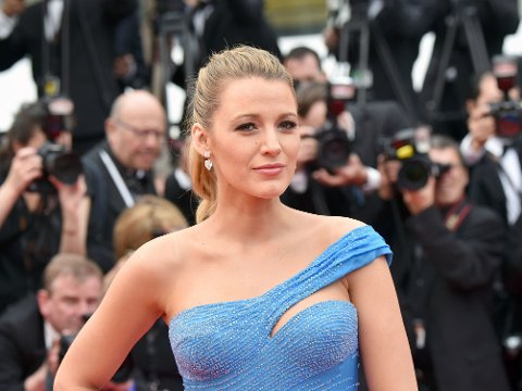 KRITIKK: Blake Lively fikk kritikk for et Instagram-bilde hun la ut i Cannes. Nå svarer hun kritikerne.