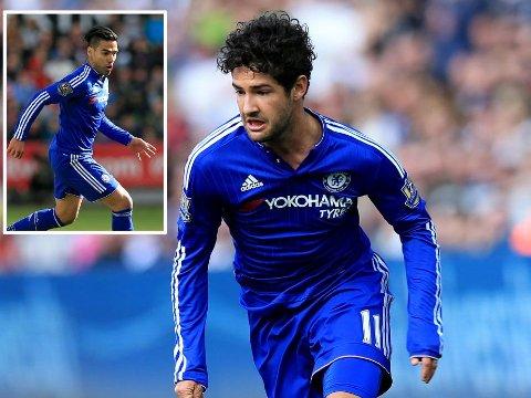 PUNKTUM: Chelsea-historien til de to søramerikanerne Alexandre Pato og Radamel Falcao (innfelt) er et lukket kapittel.
