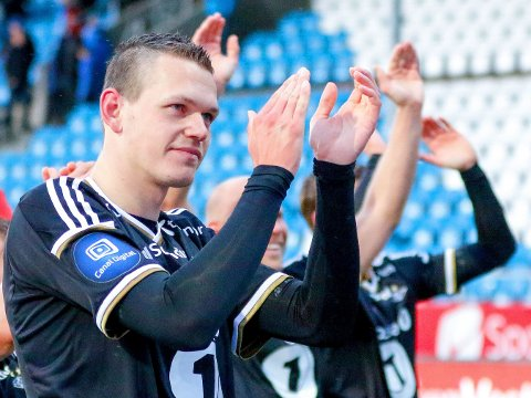 NORGE-RETUR: Tomas Malec, her fra tida som Rosenborg-spiller, er klar for Lillestrøm.