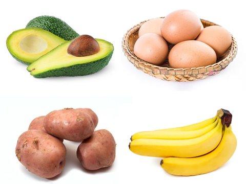 TENK PÅ HELHETEN i kostholdet ditt og unngå å henge deg opp i enkeltmatvarer for å avgjøre om du spiser sunt og variert.