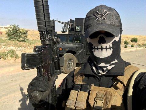 Norske «Mike» ble frustrert av å sitte hjemme i Norge og se at det ble gjort lite for å stoppe IS' fremmarsj. Derfor reiste han til Irak for å kjempe med Peshmerga-militsen mot IS.