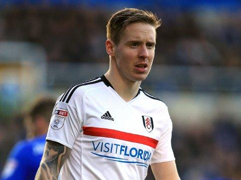 VIKTIG SEIER: Stefan Johansen og Fulham holder seg inne i kampen om en plass i playoff om opprykk.