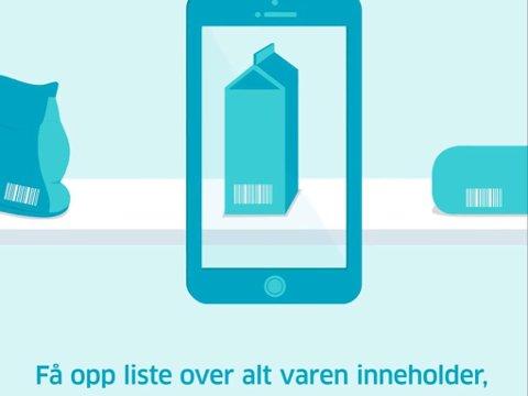 APP: Forbrukerrådet lanserer nettside og app som viser hva merkevarer koster i de forskjellige butikkene og hva varene faktisk inneholder.