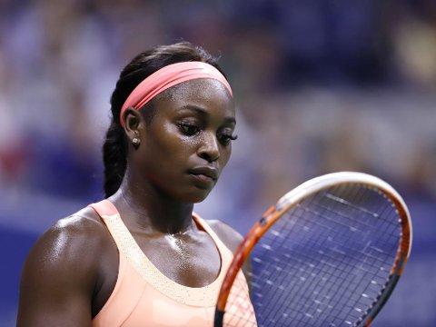 HELT TIL TOPPS: I sommer tydet lite på at Sloane Stephens kunne vinne årets siste Grand Slam. I finalen av turneringen var det likevel aldri noen tvil.