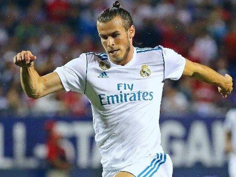 PRATER, MEN OM HVA? Gareth Bale er angivelig i kontakt med gamle kjente i Tottenham rett som det er.