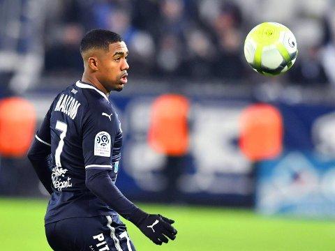 TOTTENHAM NESTE? Bordeaux-spiller og brasilianer Malcom.