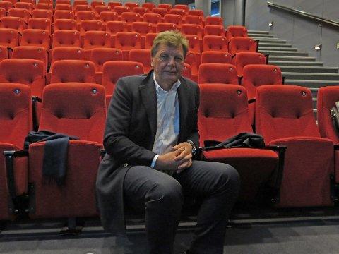 Bjørn Kise, styrelder i Norwegian og Bank Norwegian