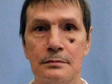 Doyle Lee Hamm skulle henrettes forrige torsdag, men henrettelsen ble avbrutt.