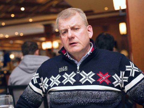 KRITISERES: Skipresident Erik Røste og Norges Skiforbund.