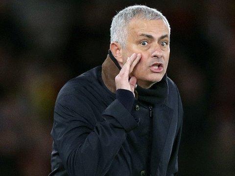 DOBLE BUDSKAP? Manchester United-manager José Mourinho mener han har kommunisert utydelig i et TV-intervju nylig.
