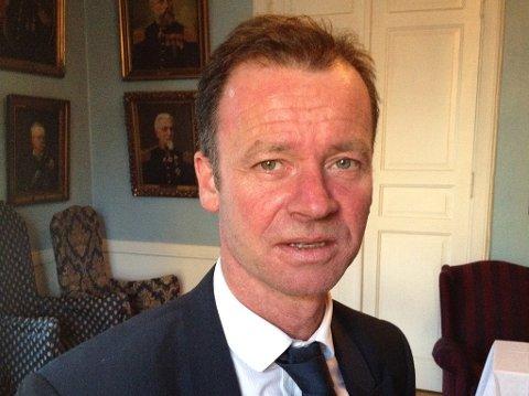 NY JOBB: Roger Ingebrigtsen går til en jobb i First House.