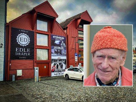 Milliardær Olav Thon kastet seg inn i konflikten rundt nattklubbbevillingen til Old Irish Pub.